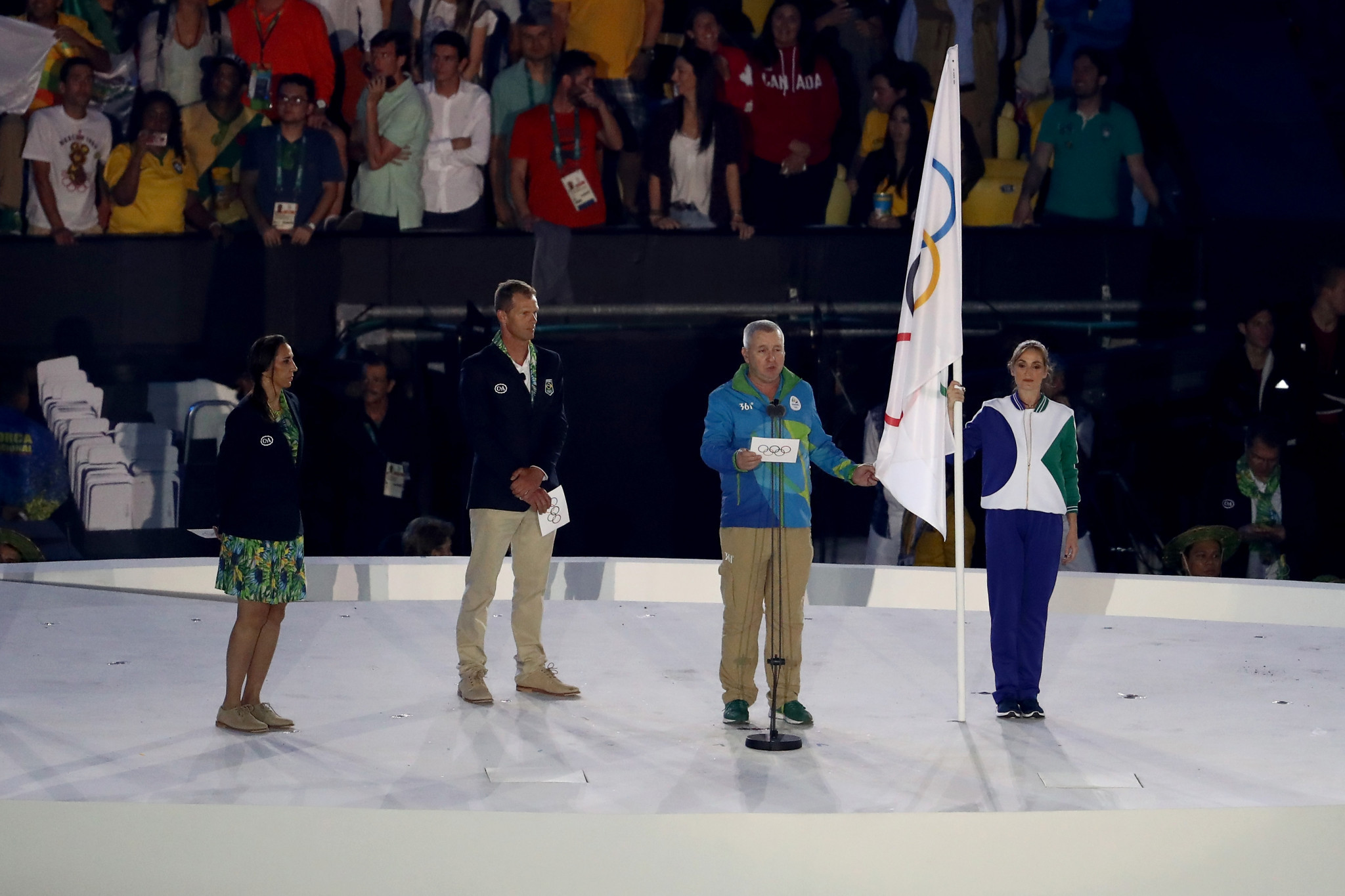 A fundamental change in the Olympic oath is set to be introduced for the Opening Ceremony at Tokyo 2020 on July 23 ©Getty Images