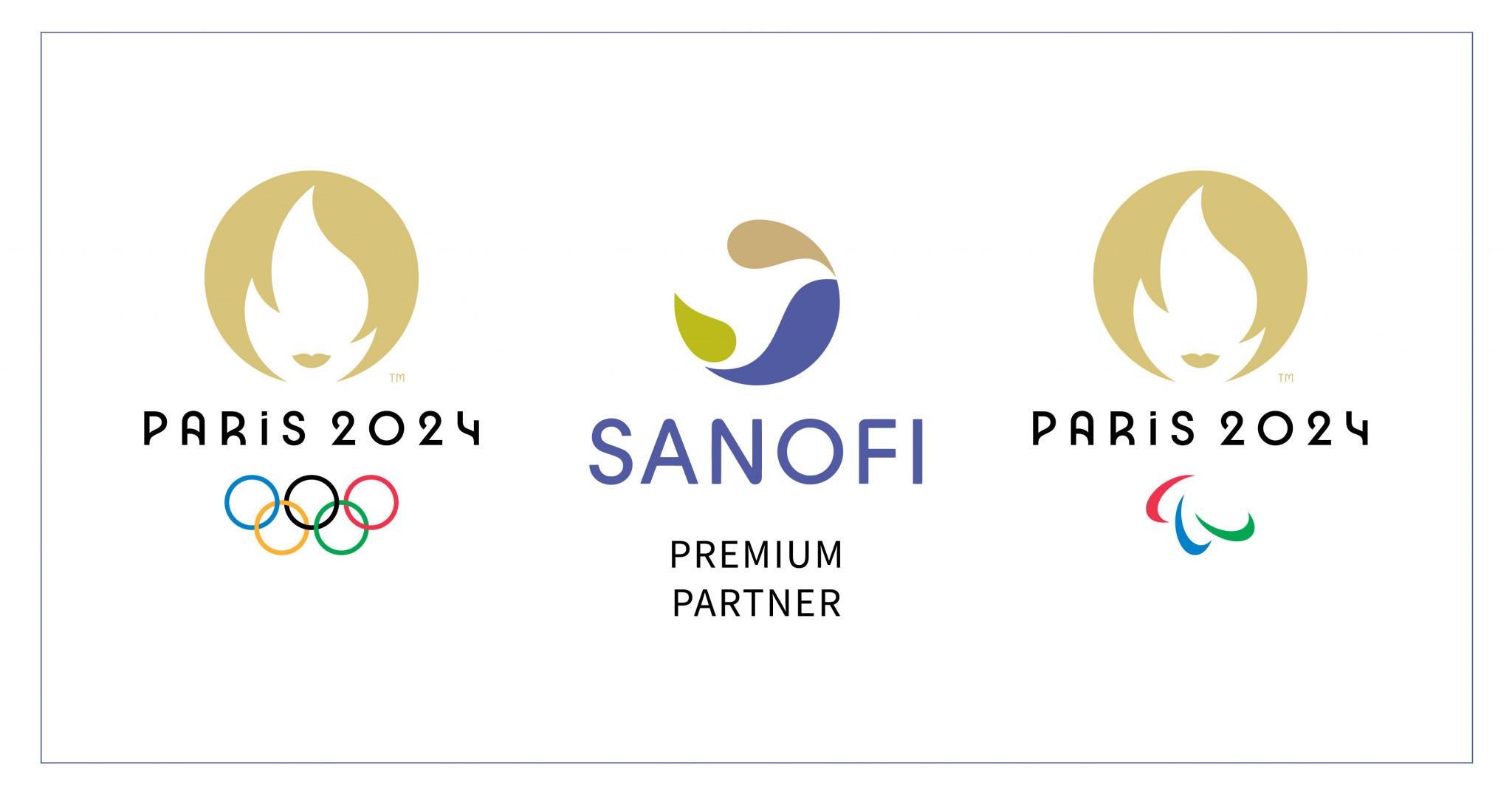 Paris 2024 signs Sanofi as top-tier sponsor for Olympics and Paralympics