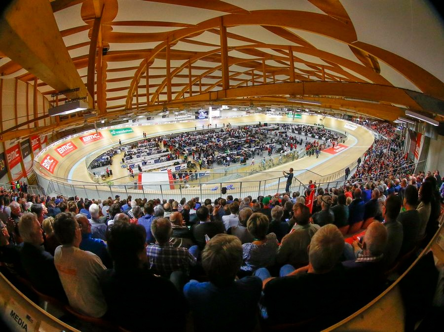 Grenchen named replacement host of European Track Cycling Championships stripped from Belarus