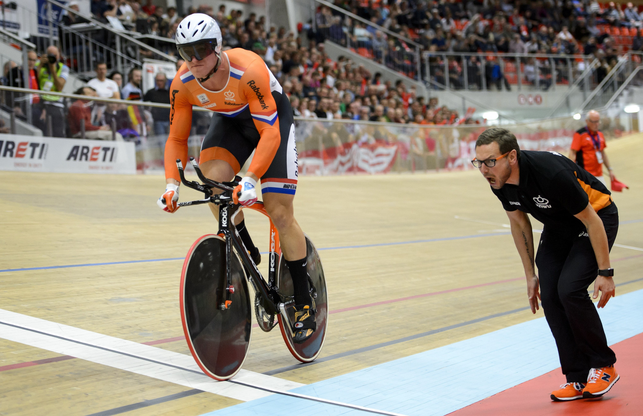 Grenchen hosted the European Championships back in 2015 ©Getty Images