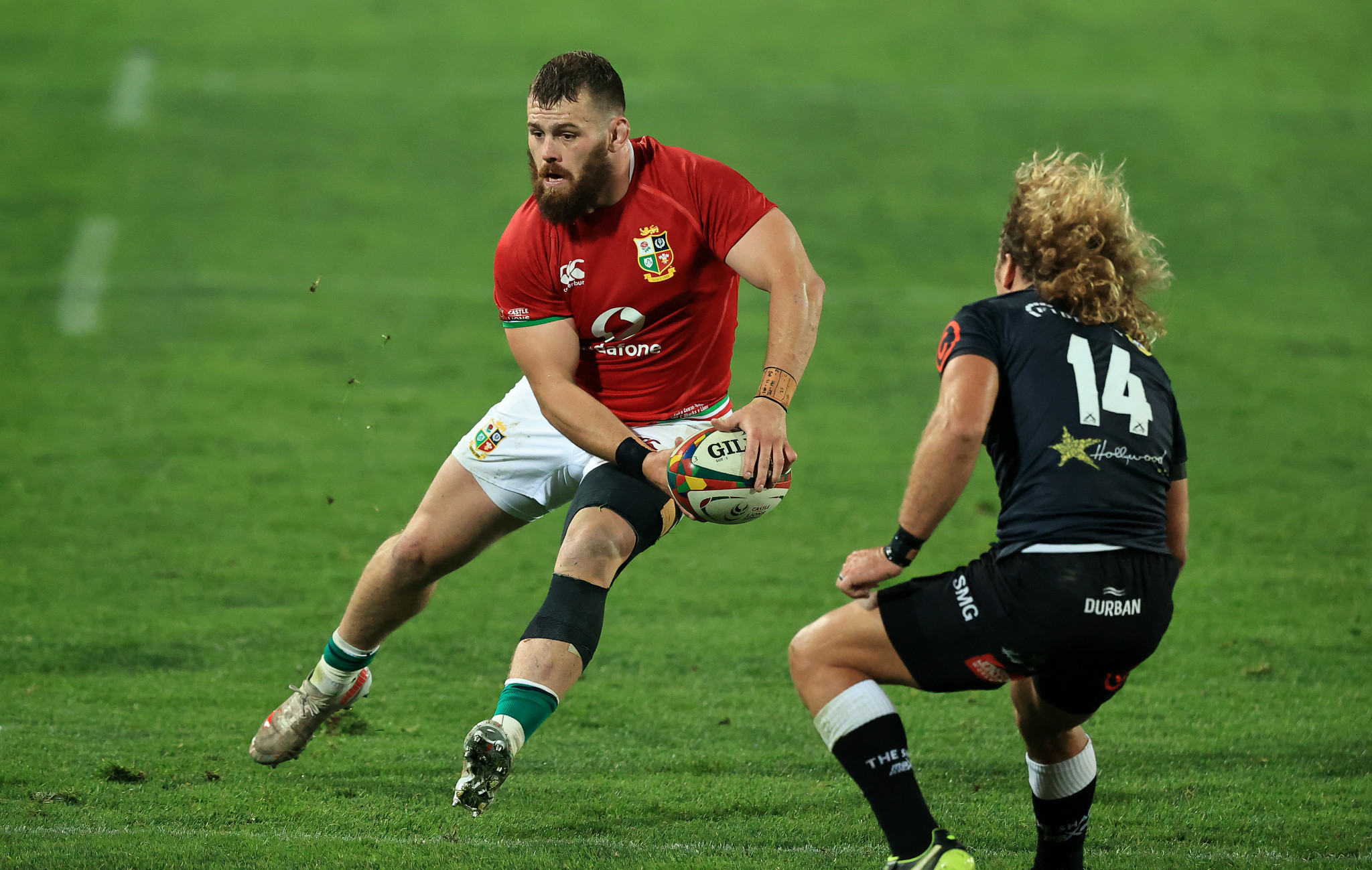 Progressive Rugby criticised the selection of Luke Cowan-Dickie for the British & Irish Lions ©Getty Images