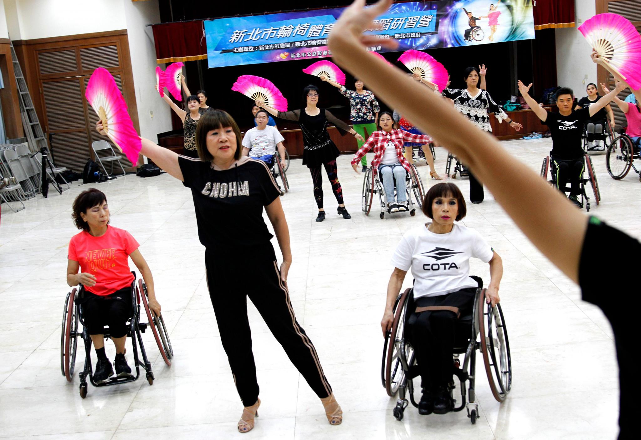 IPC and World DanceSport Federation discuss transfer of Para-dance governance