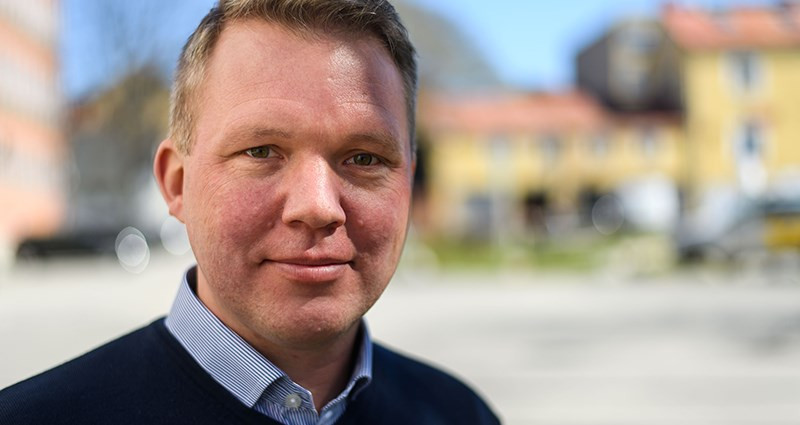 Anders Larsson has been re-elected chairman of the Swedish Ice Hockey Association ©SIHA