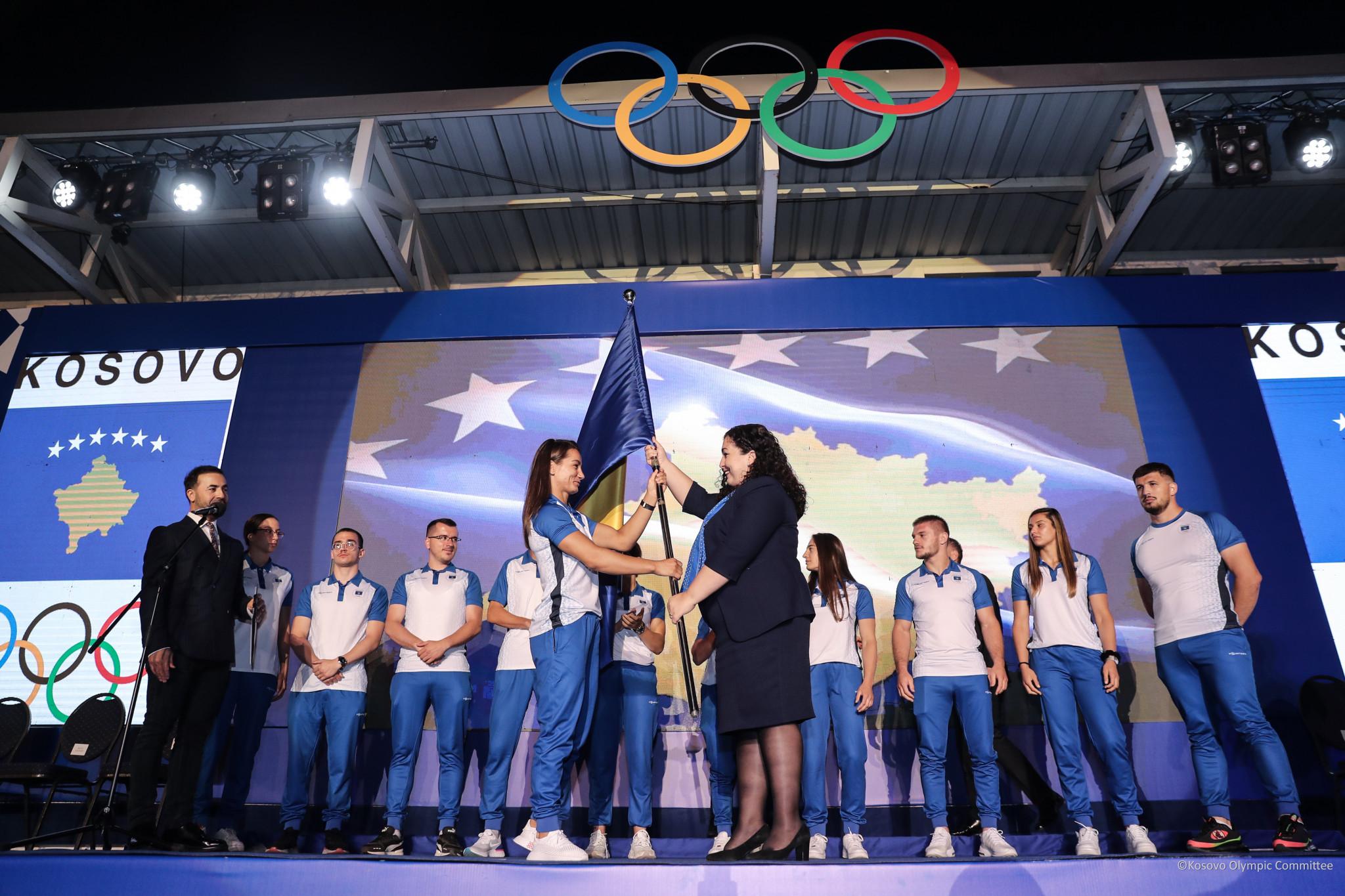 Kelmendi headlines Kosovo's Tokyo 2020 team and will carry flag