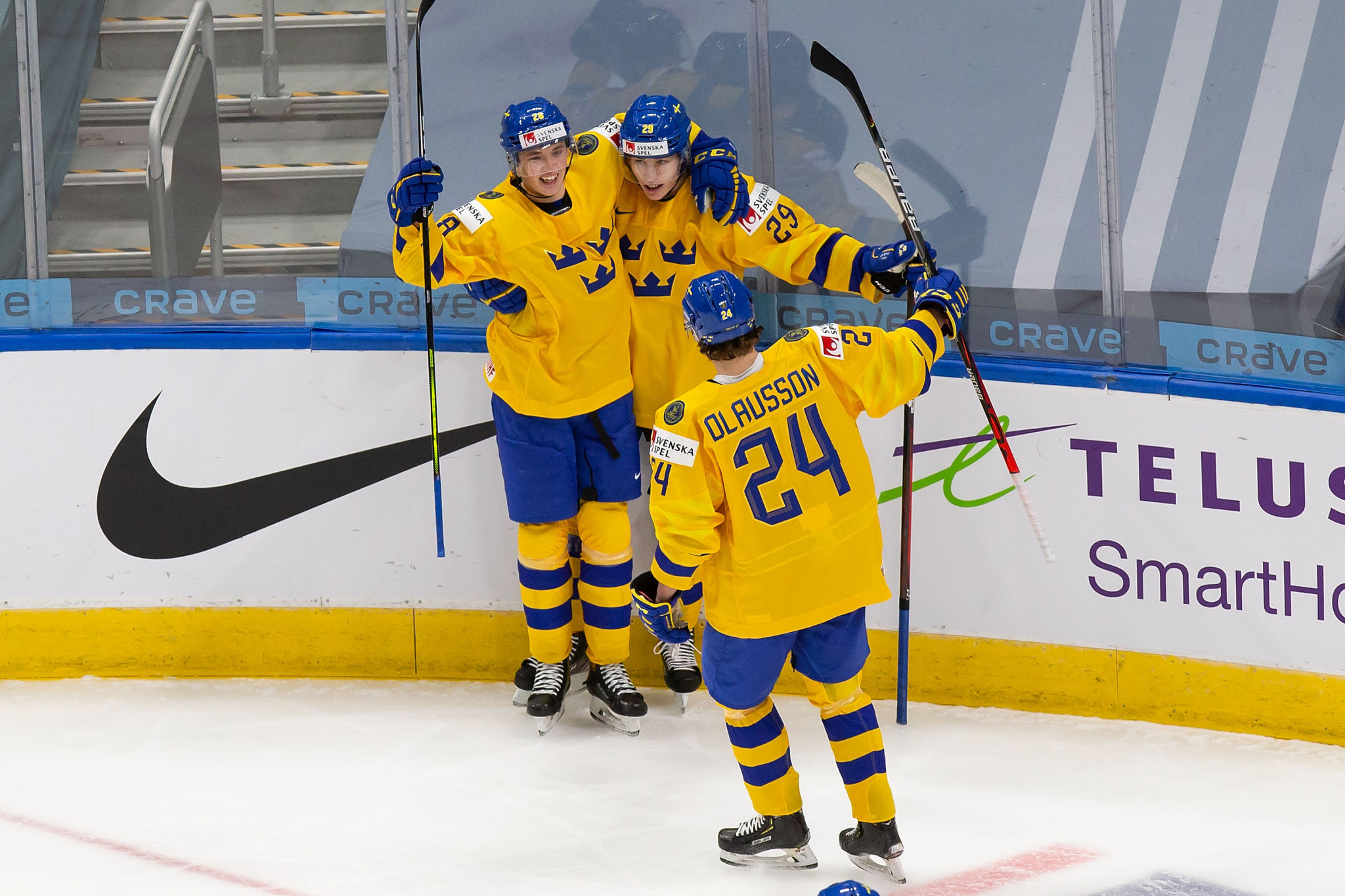 New principles for youth development have been adopted by the Swedish Ice Hockey Association ©Getty Images