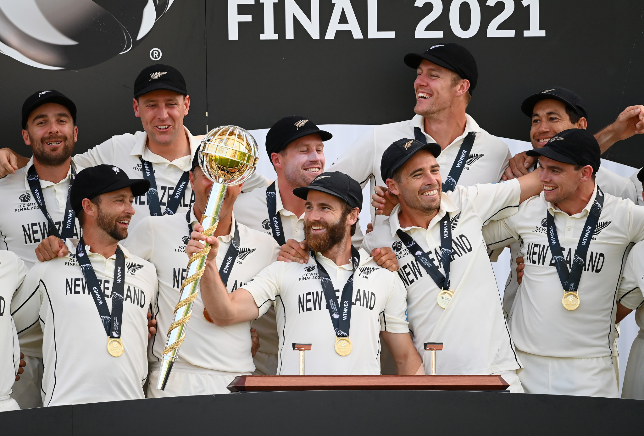 The International Cricket Committee has announced a new points system for the second World Test Championship ©Getty Images