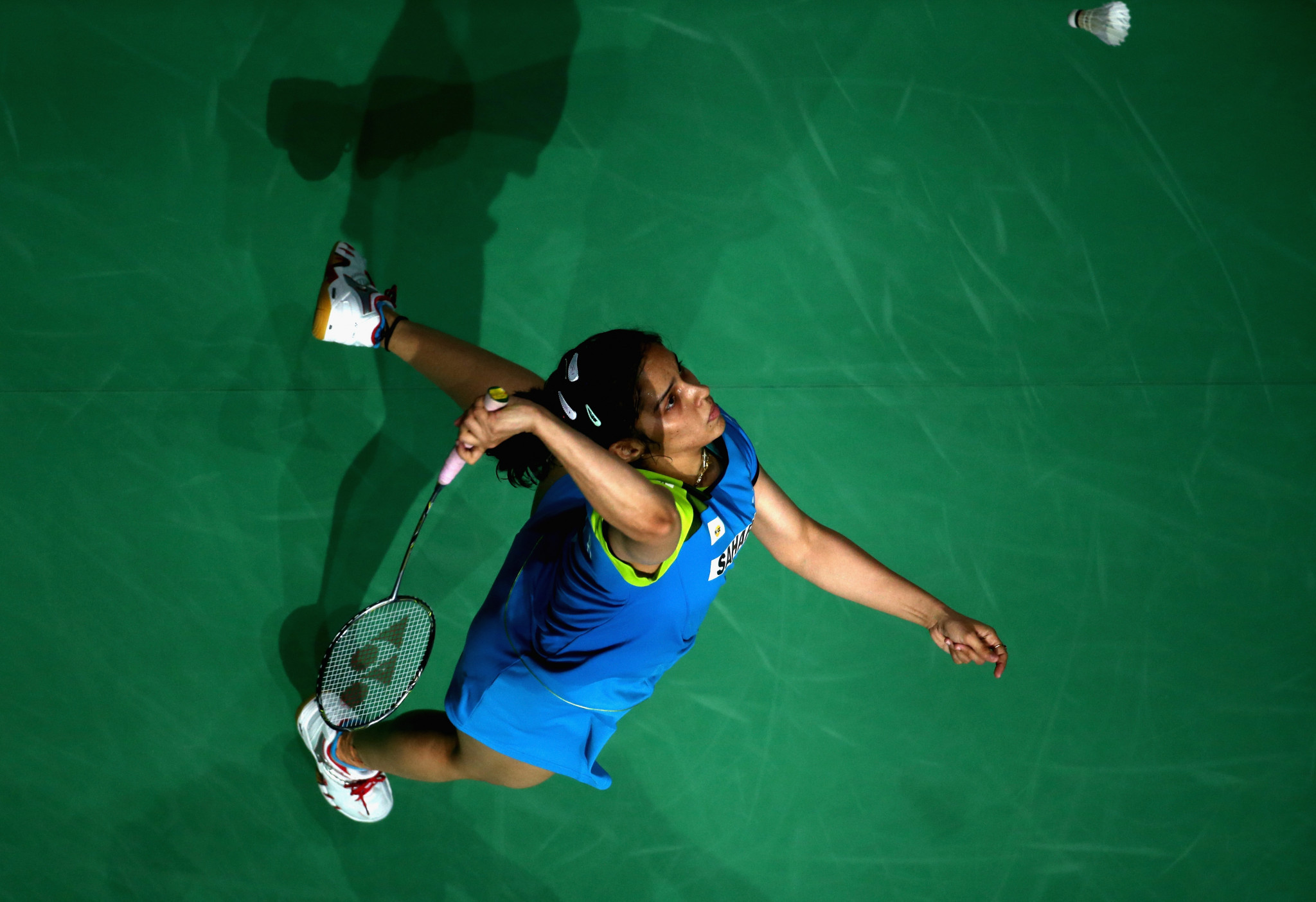 India will now stage the 2026 BWF World Championships ©Getty Images