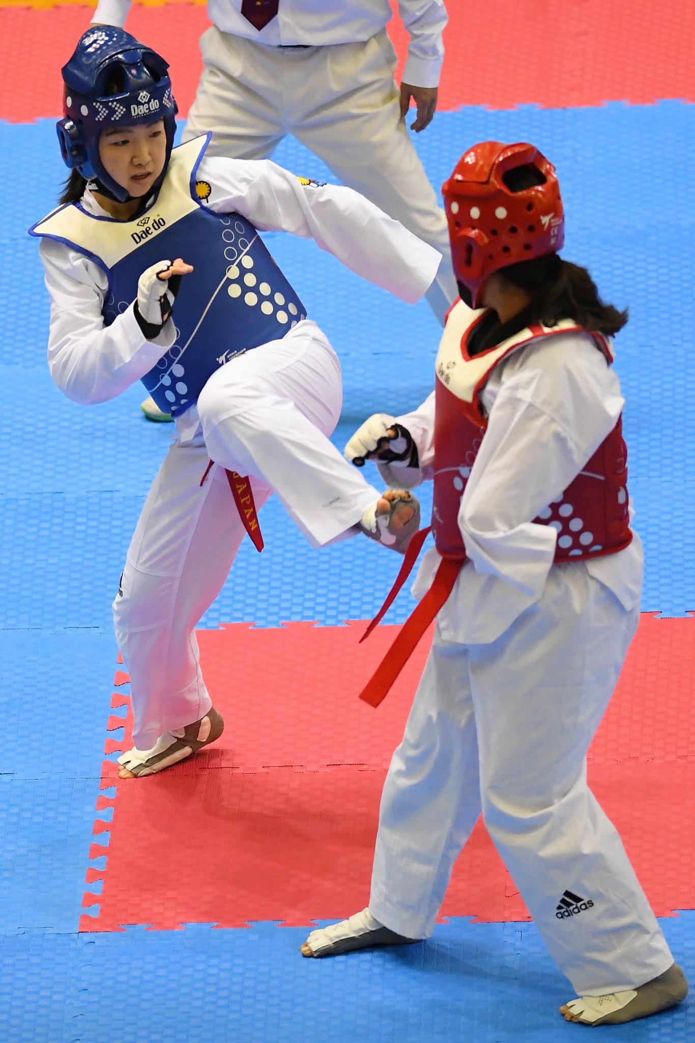 Shoko Ota aims to put Para-taekwondo on the map in Japan at Tokyo 2020