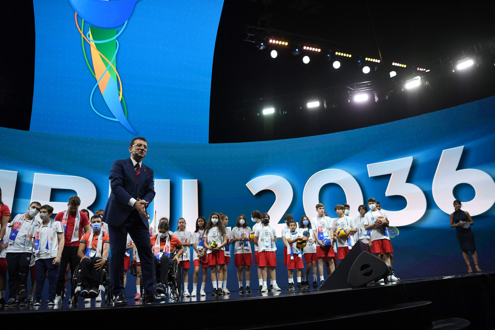 Istanbul Mayor launches bid for 2036 Olympic Games