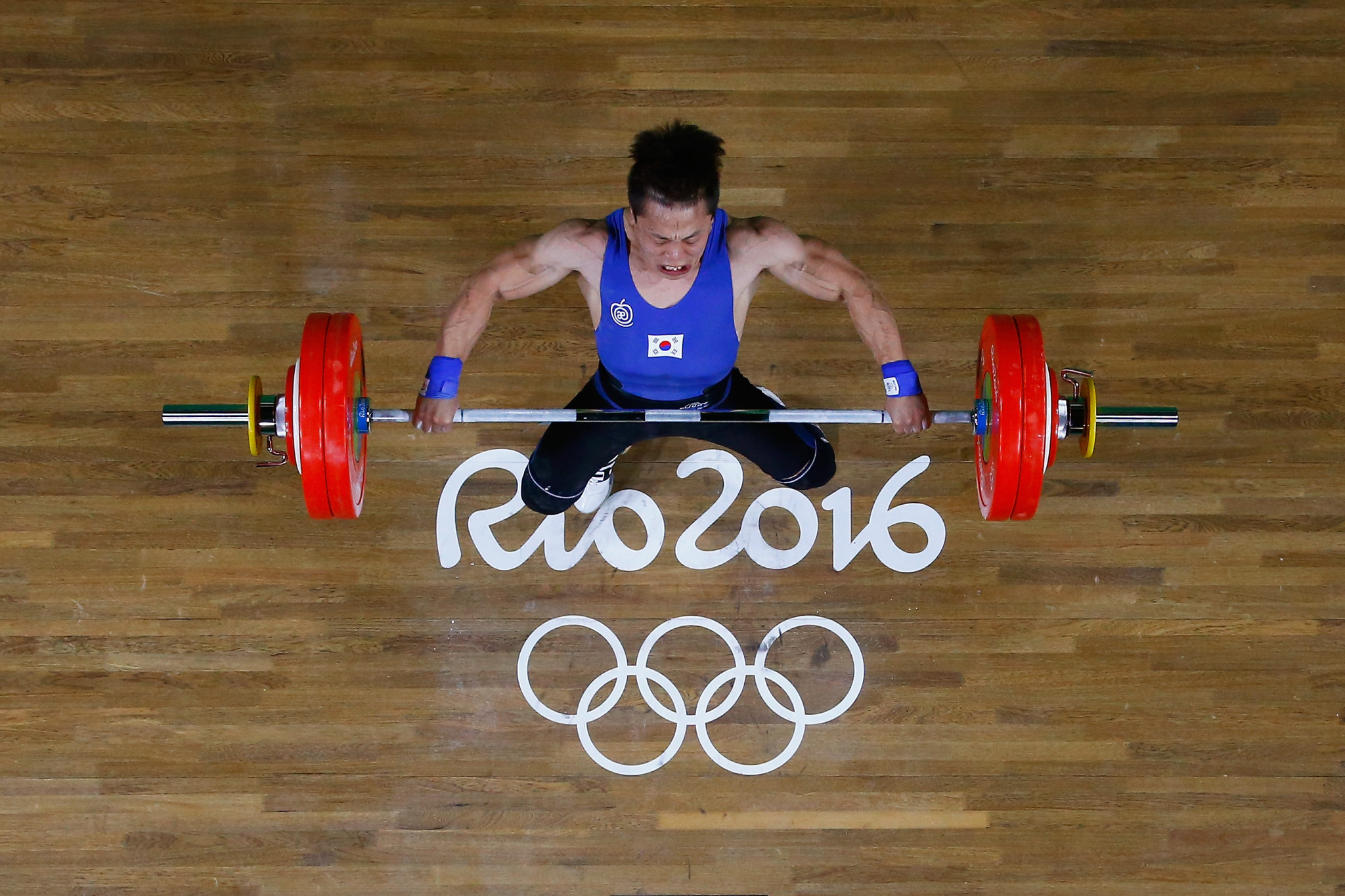 South Korea's Won Jeong-sik has pulled out of Tokyo 2020 because of a shoulder injury  ©Getty Images