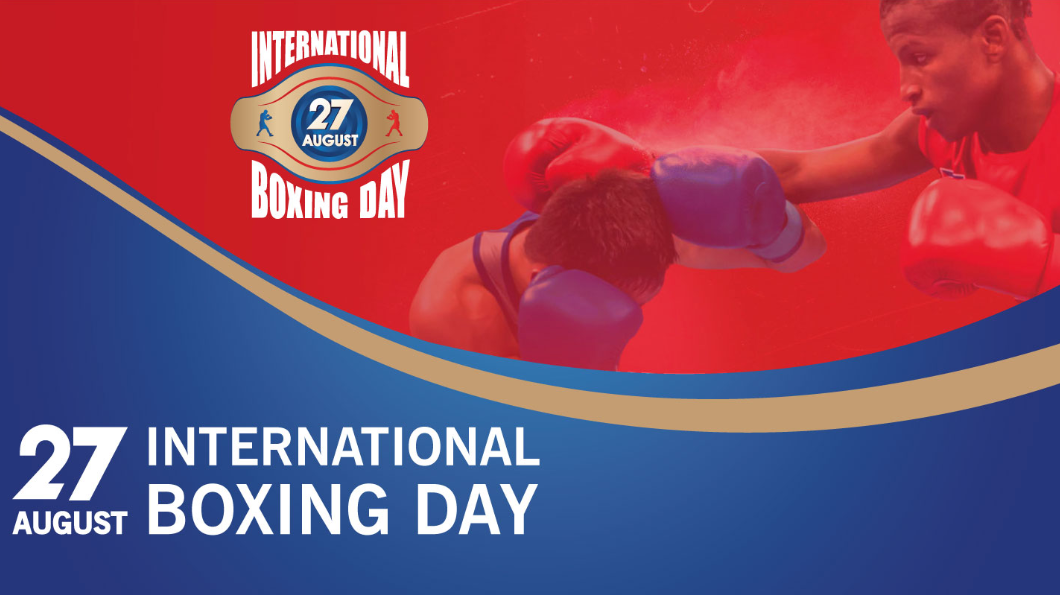 International Boxing Day previously took place on July 22 every year, but has now been moved to August 27 ©AIBA