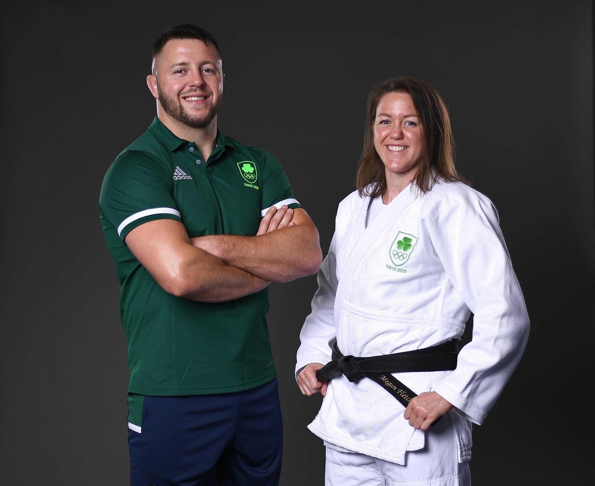 Judo siblings cap Ireland's largest-ever Olympic team at Tokyo 2020