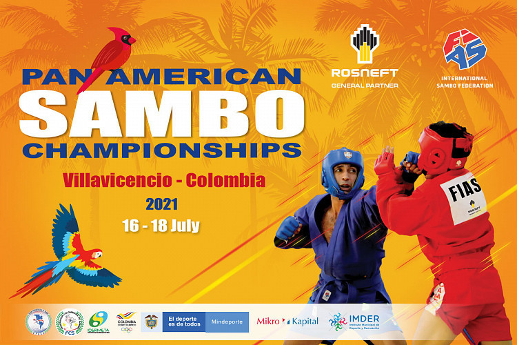 The Pan American Sambo Championships begin in Colombia tomorrow ©FIAS