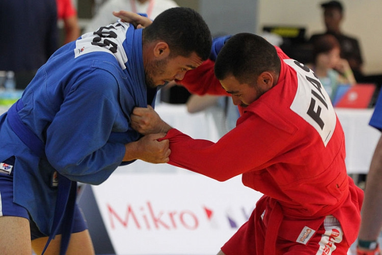 Colombia was initially due to hold the Pan American Championships last year ©FIAS