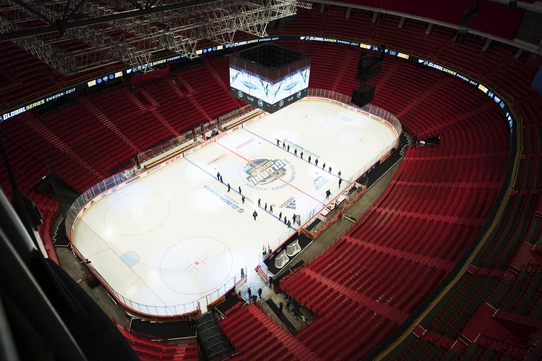 Avicii Globe in Stockholm to host final of 2025 IIHF World Championship