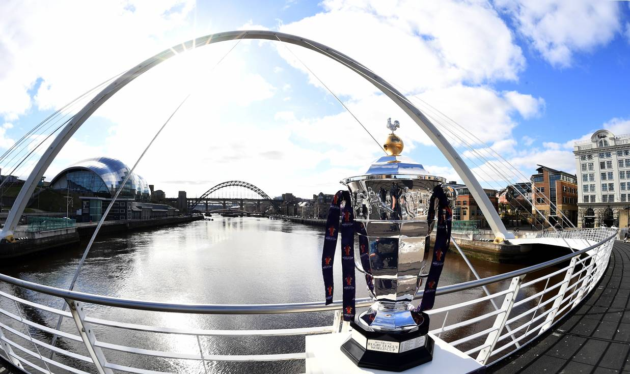 Rugby League World Cup 2021 organisers have today confirmed that the event will go ahead in England as scheduled from October 23 to November 27 even though reigning champions Australia have still to confirm participation ©RLWC2021