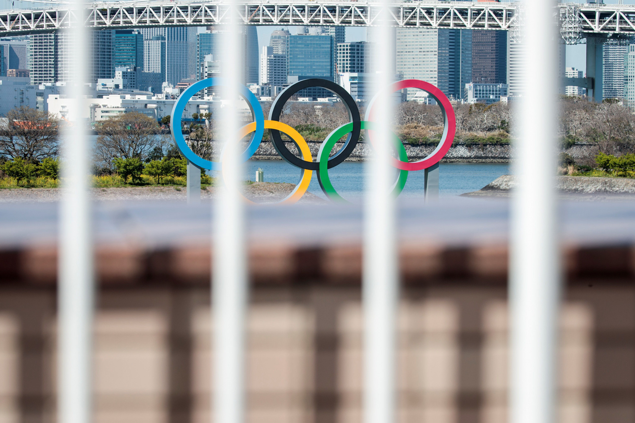 Public barred from Tokyo Waterfront City during Olympics as COVID-19 cases hit six-month high