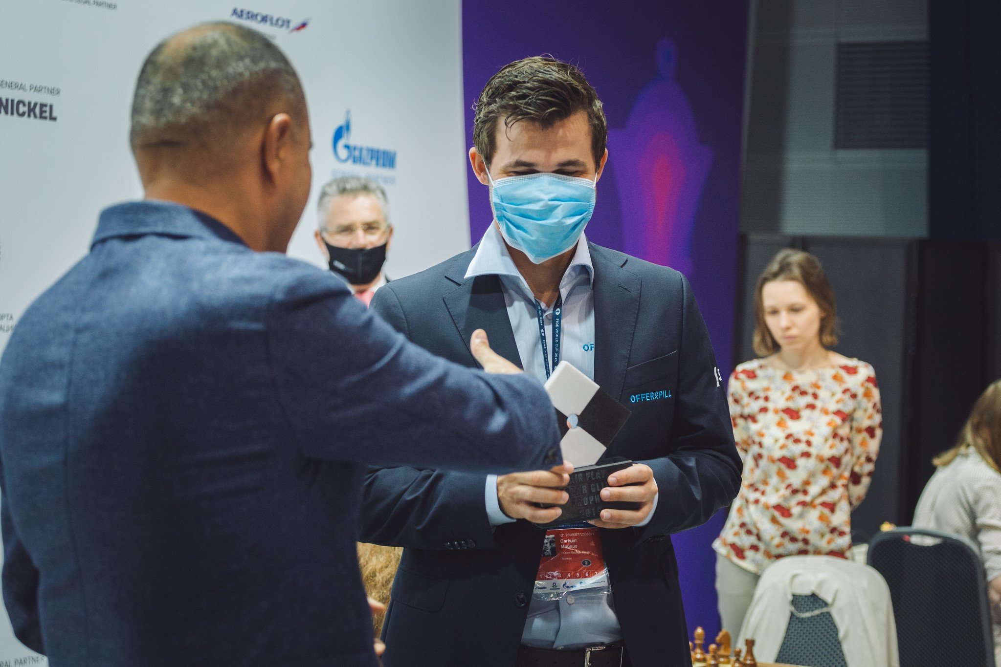 FIDE probing late flagging of positive COVID-19 test at Chess World Cup in Sochi
