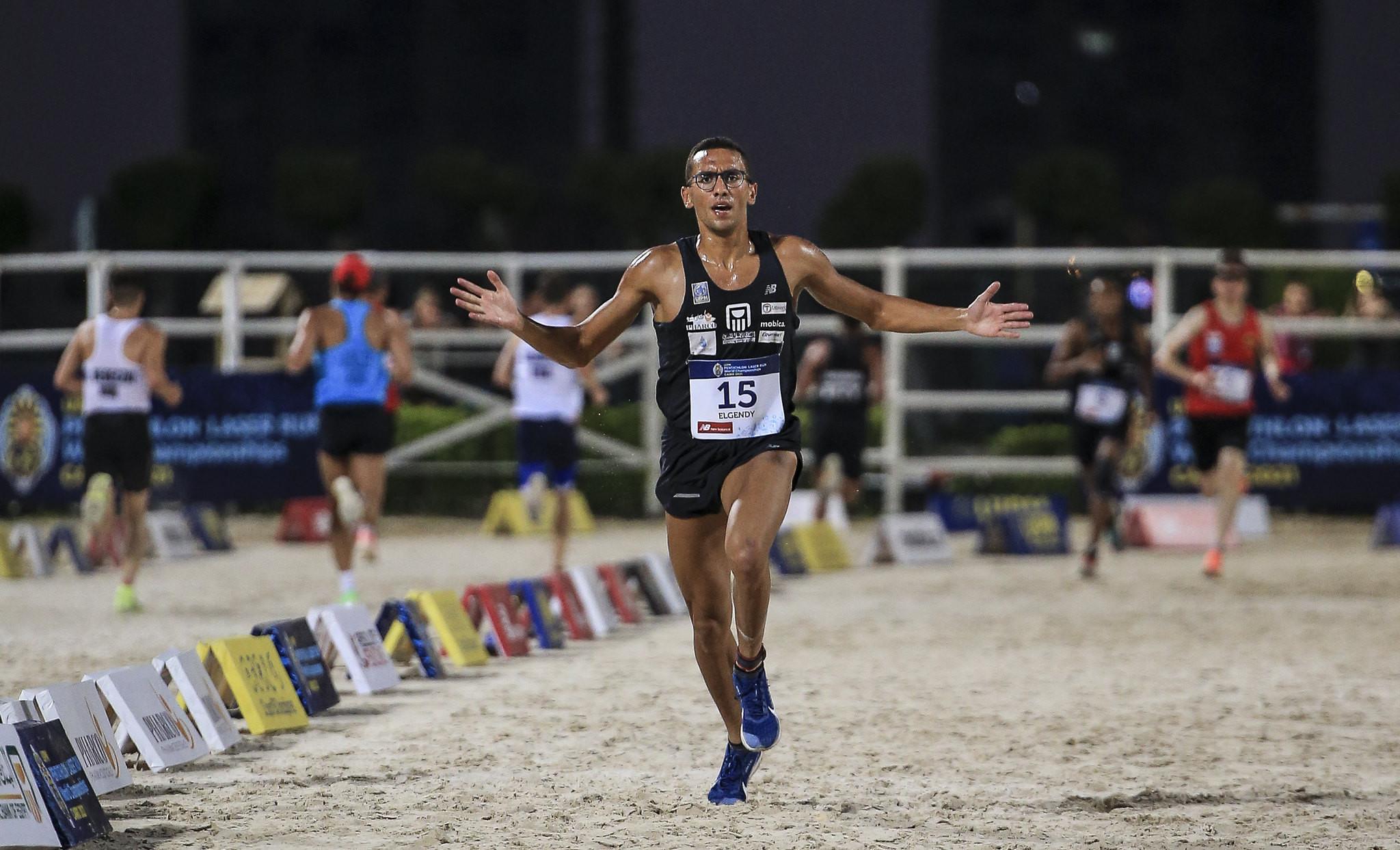 Egypt's Elgendy tops men's qualifying at UIPM Junior World Championships in Alexandria