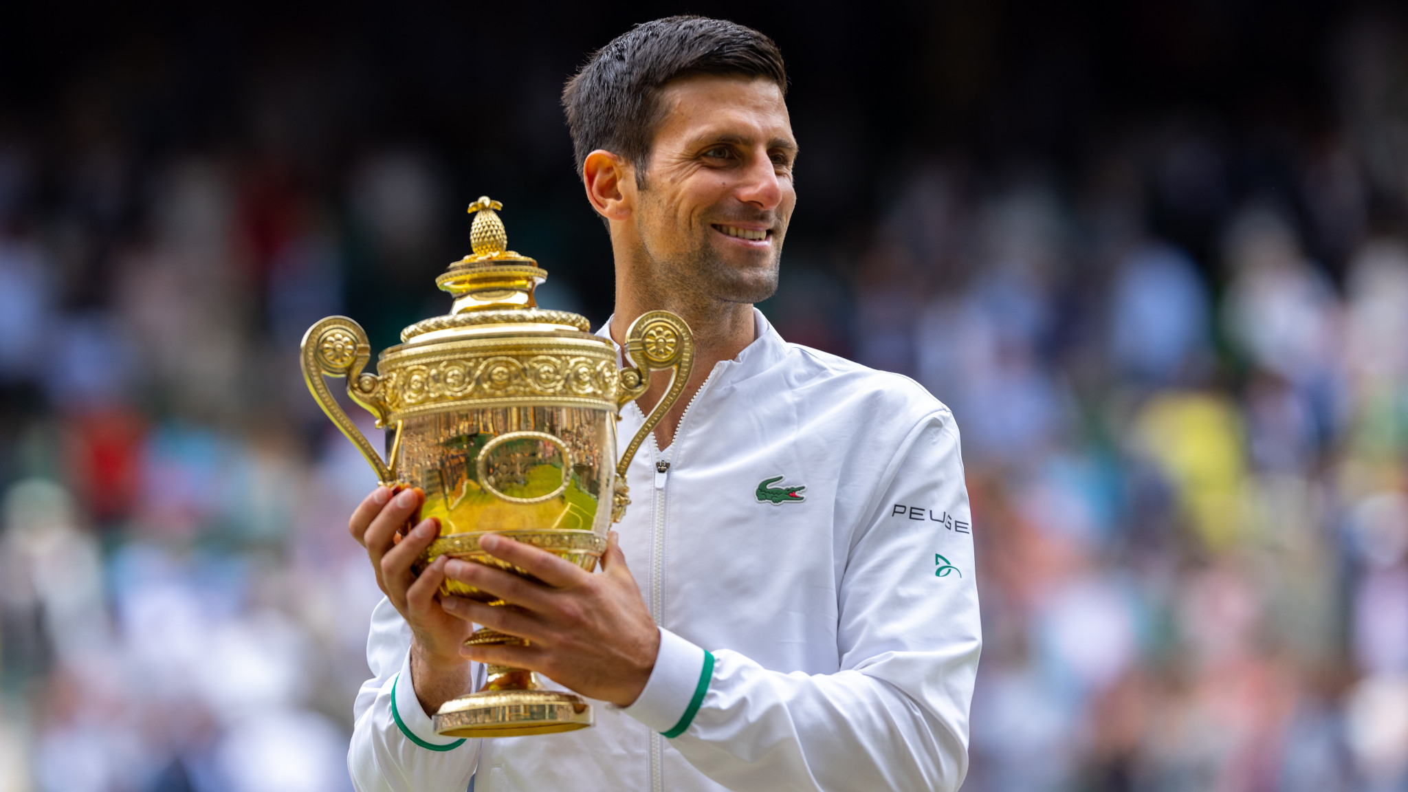 Djokovic continues Golden Slam quest after confirming will play at Tokyo 2020