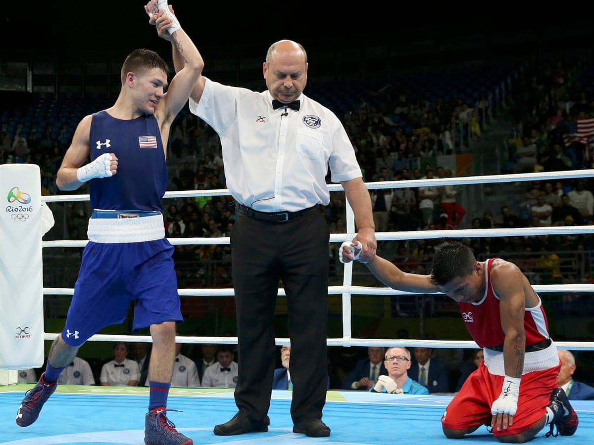 A series of controversial decisions at the 2016 Olympic Games in Rio de Janeiro has put the spotlight on referee and judging even more into the spotlight ©Getty Images