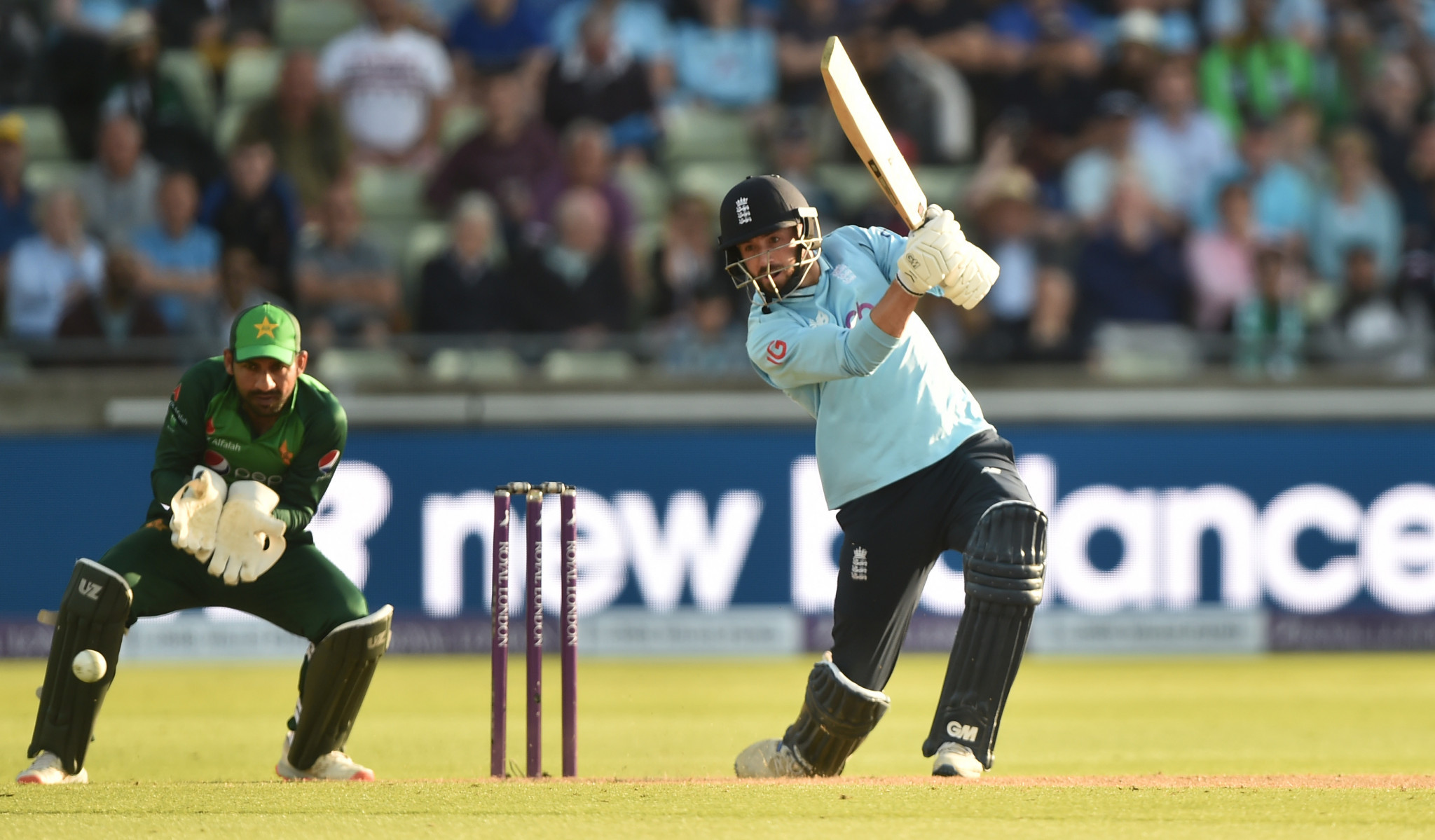 England won their one-day series with Pakistan 3-0, despite having to name an entirely new squad due to COVID-19 positives ©Getty Images