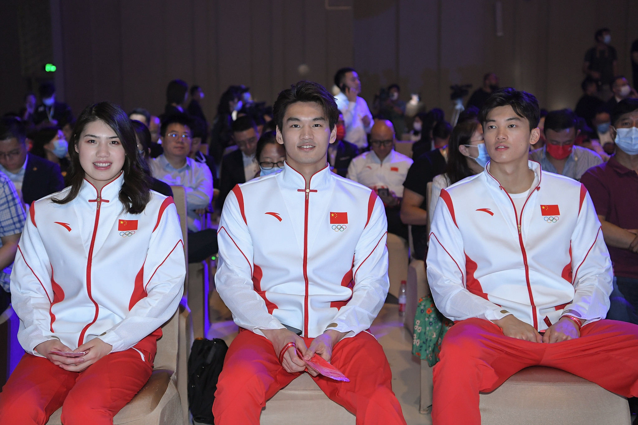 Biggest-ever team for overseas Olympics to represent China at Tokyo 2020