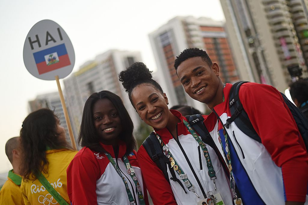 Dominican Republic steps in to help Haiti travel to Tokyo 2020