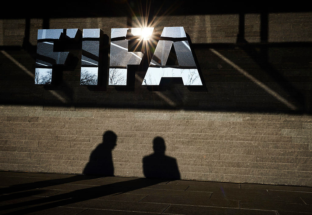 Kay Madati will officially start his new role at FIFA next week ©Getty Images