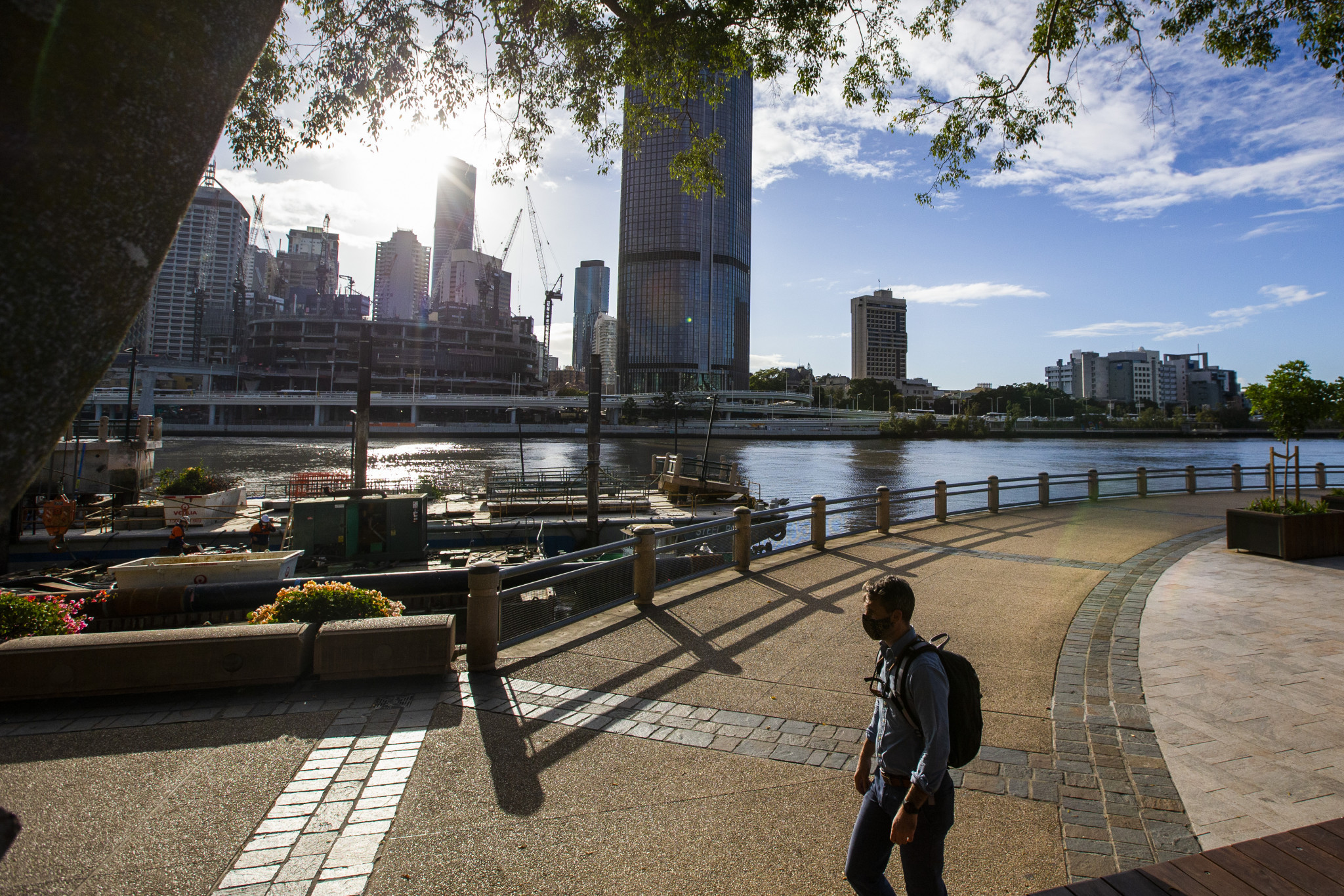 Queensland University of Technology is in Brisbane, and will stage the 2022 Indigenous Nationals ©Getty Images
