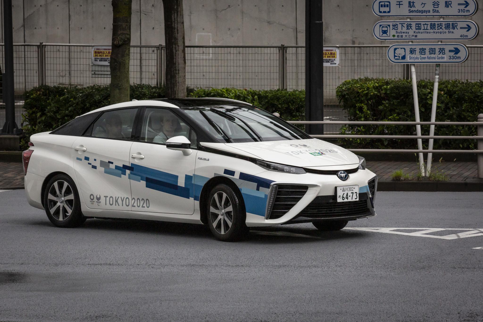 Olympic sponsor Bridgestone outlines support for Tokyo 2020