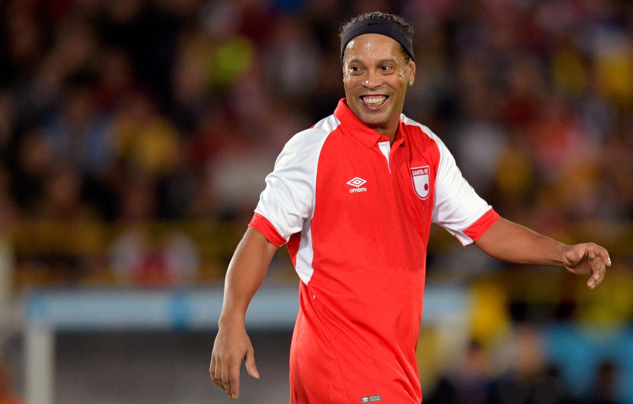 Teqball drills from Ronaldinho added to FITEQ education platform
