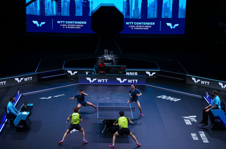 Budapest will be the first European venue to stage WTT tournaments ©Getty Images