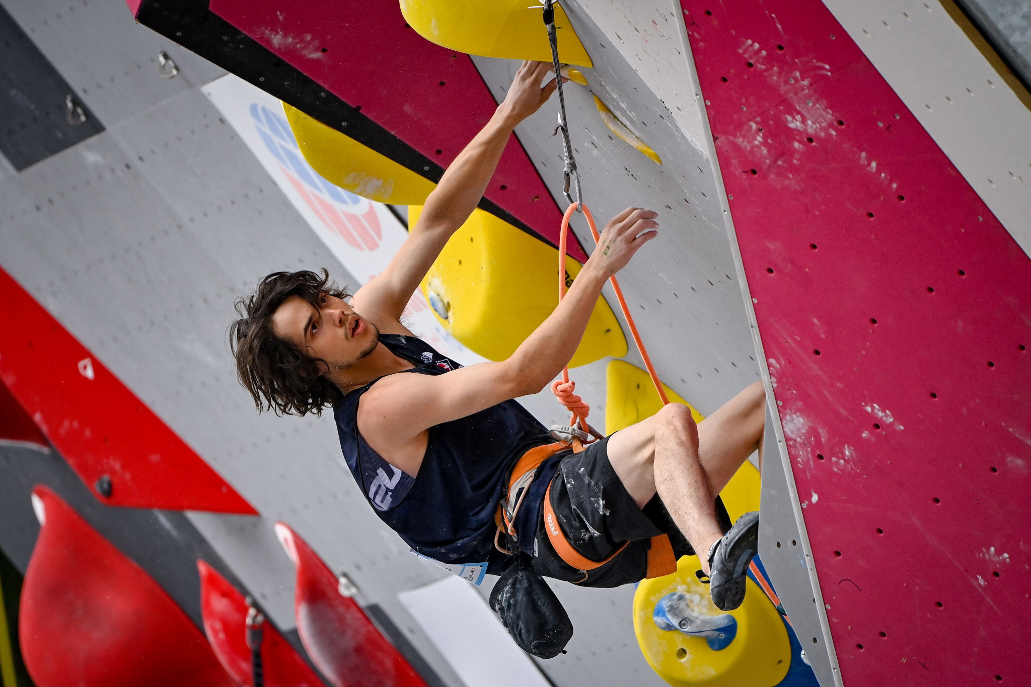 Bailey aims for IFSC World Cup hat-trick in Briançon