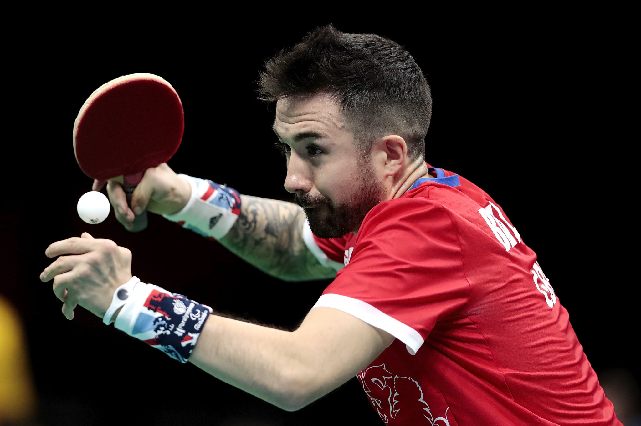 Paralympic champions Bayley and Davies headline 13-player British table tennis team for Tokyo 2020