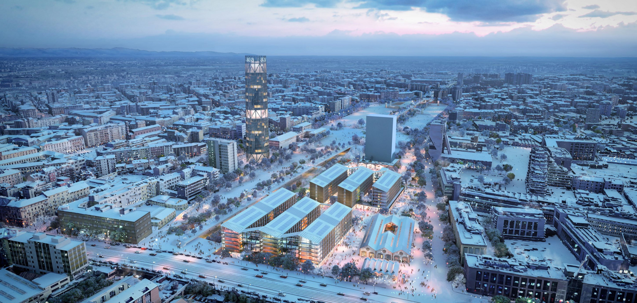 Plans unveiled for 2026 Winter Olympics Village in Milan