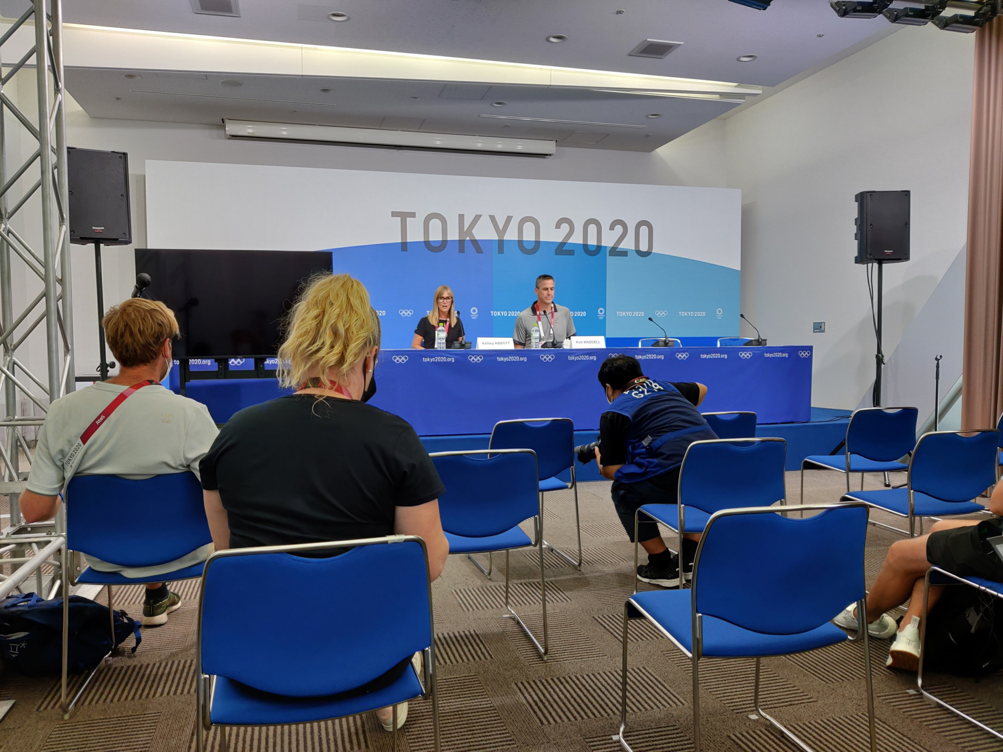 The New Zealand Olympic Committee updated on their Tokyo 2020 preparations today ©Getty Images