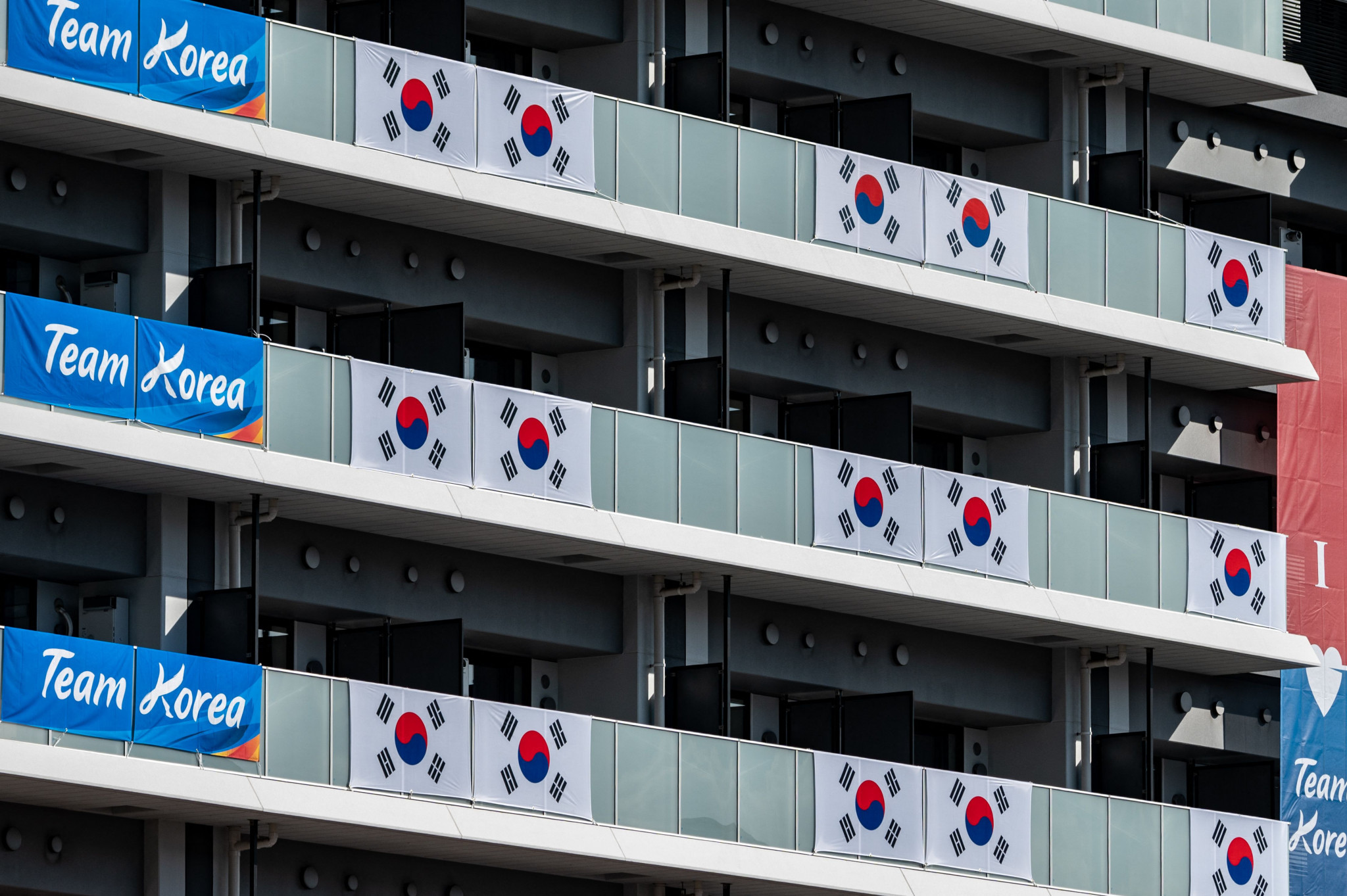 South Korea told to remove banners at Tokyo 2020 Athletes' Village by IOC