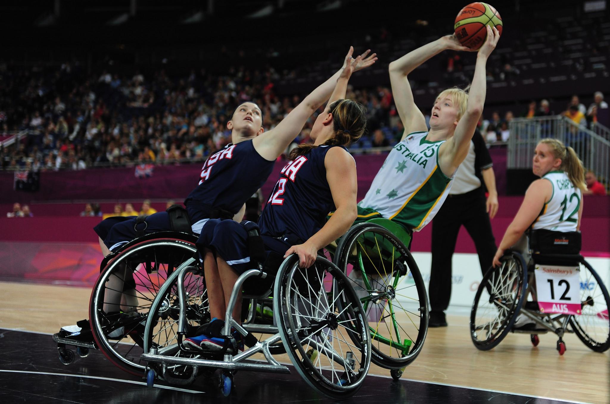 Australian women's wheelchair basketball team bid to bounce back at Tokyo 2020