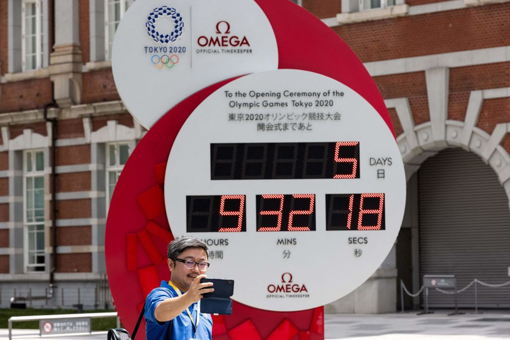 There is less than a week to go until the Tokyo 2020 Opening Ceremony ©Getty Images