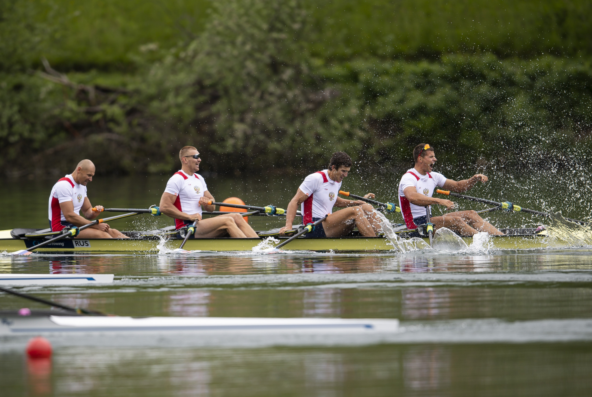 ROC quadruple sculls team withdrawn from Tokyo 2020 after doping cases