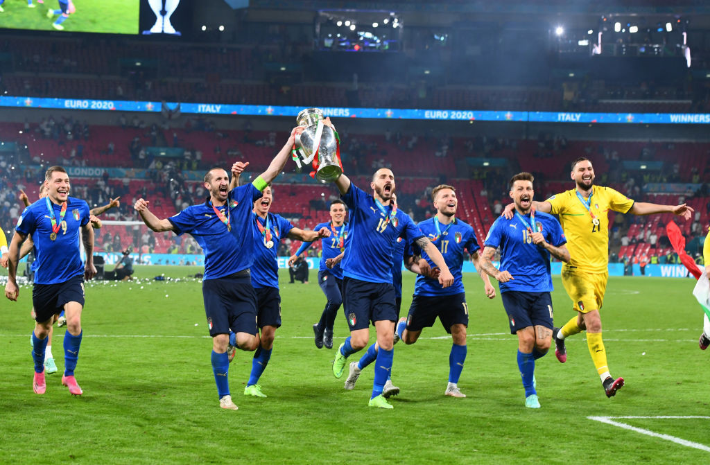 Italy is targeting a bid for the 2028 UEFA European Championship ©Getty Images