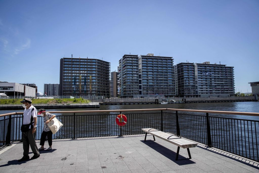 Organisers have insisted they have a plan in case of an outbreak within the Olympic Village ©Getty Images