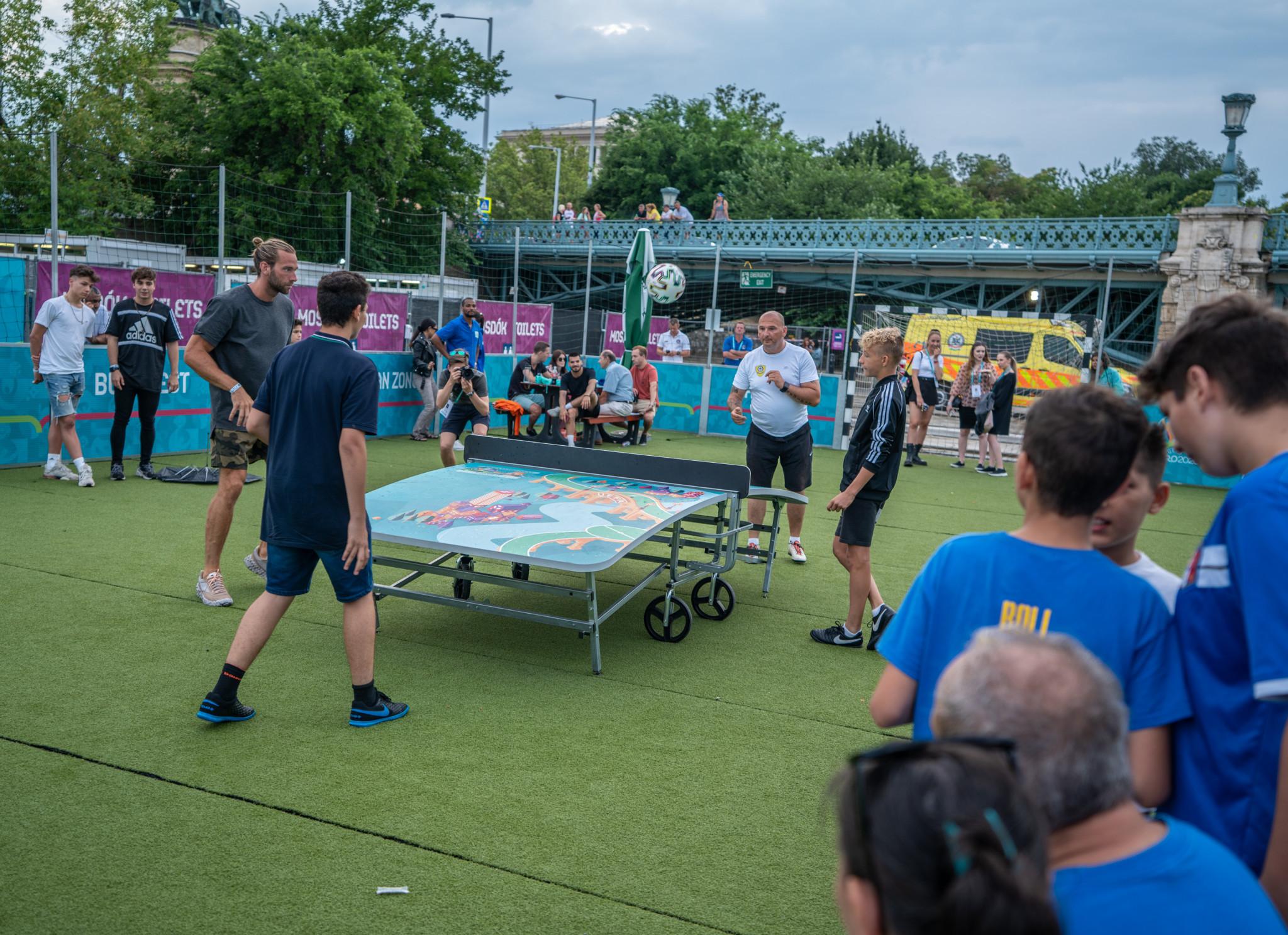 FITEQ congratulates participants in record-breaking teqball match