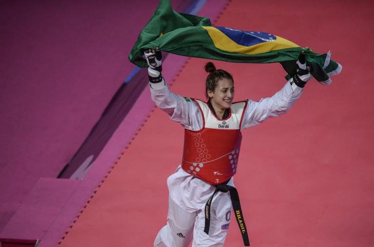 Brazilian Taekwondo Confederation leaders join pre-Olympic training camp in Serbia