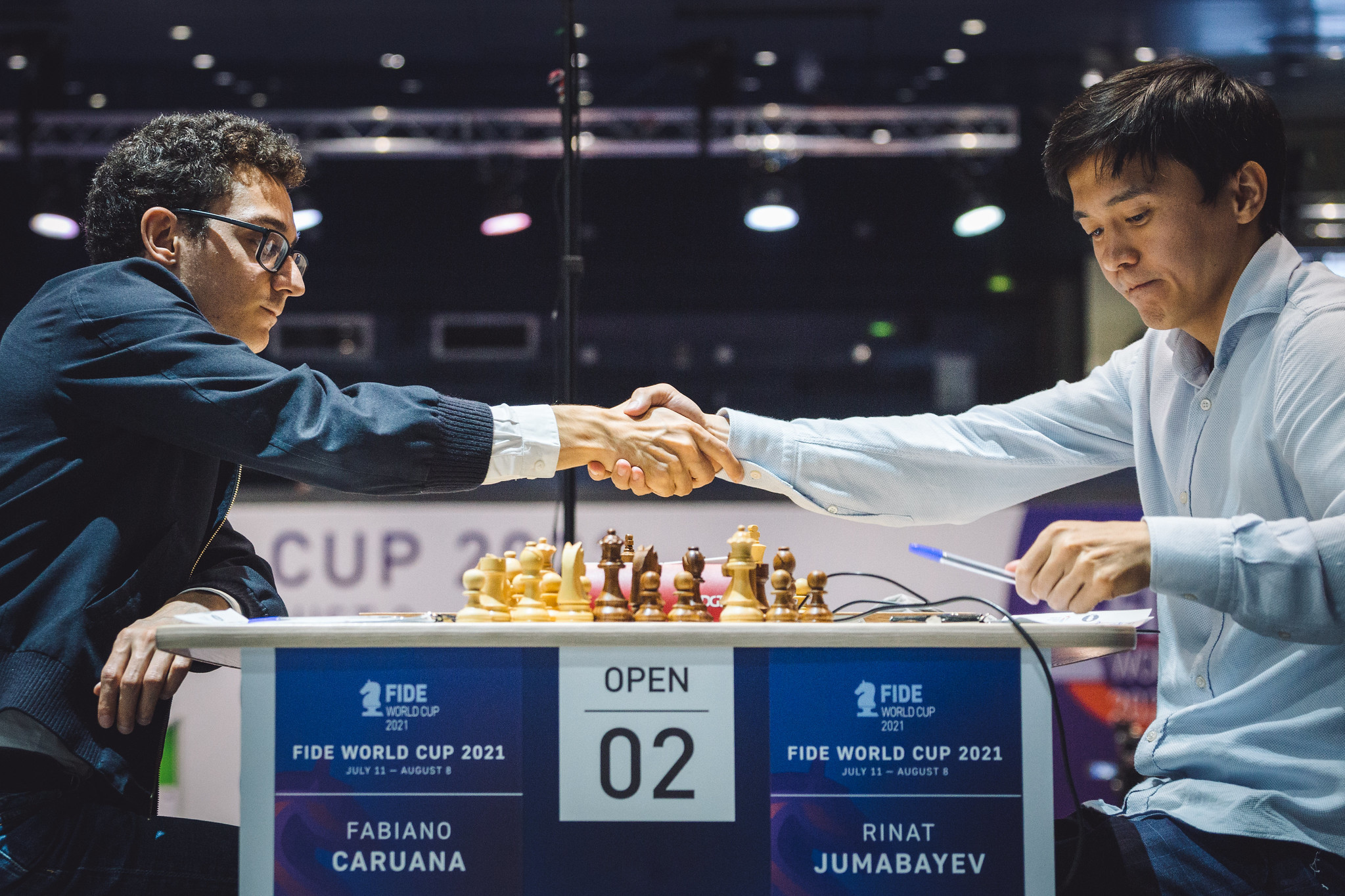 Carlsen cruises on at Chess World Cup as Caruana gets back into action after isolation