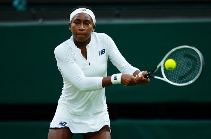 Gauff withdraws from Olympics after contracting COVID-19