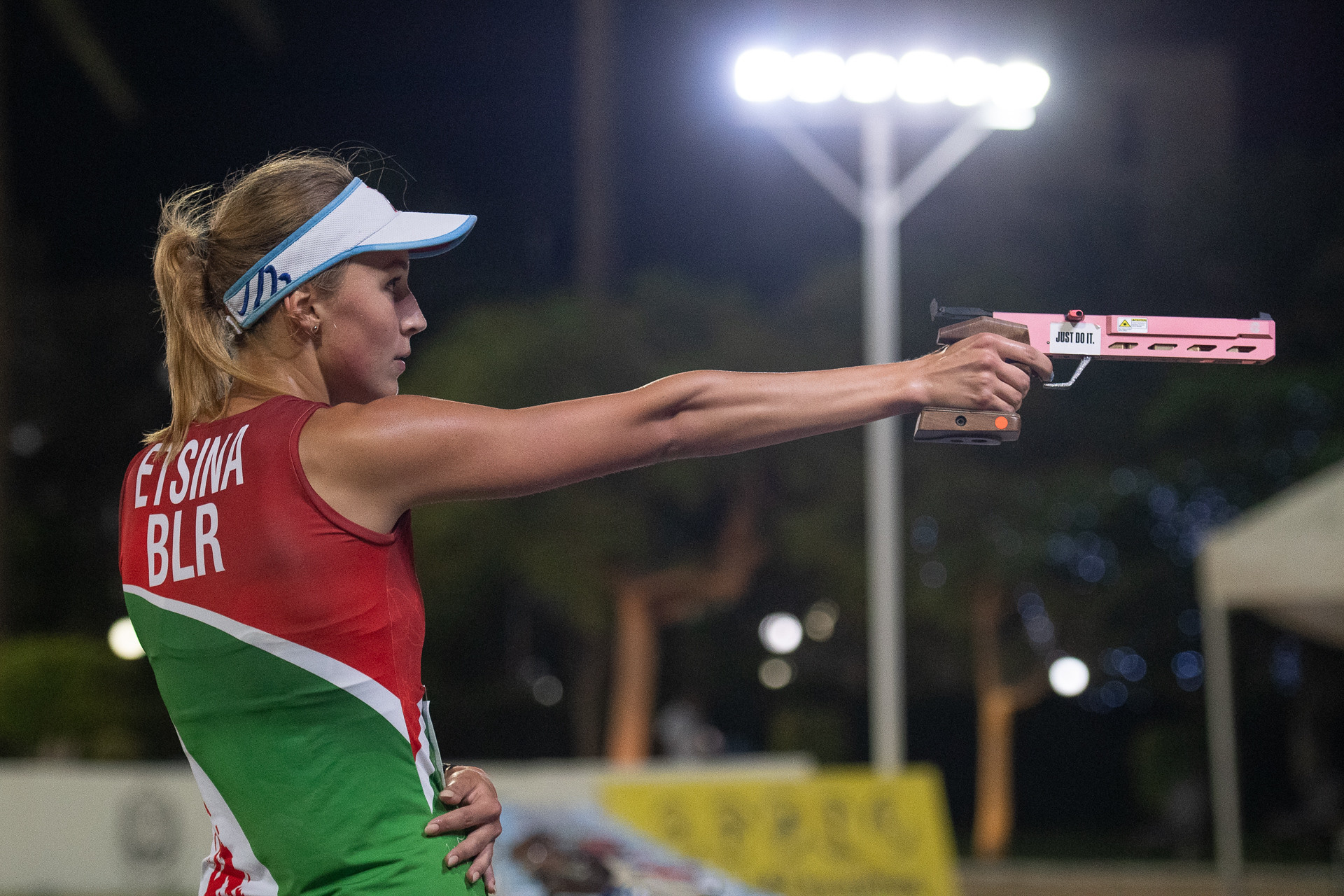 Belarus win mixed relay on final day of UIPM Junior World Championships
