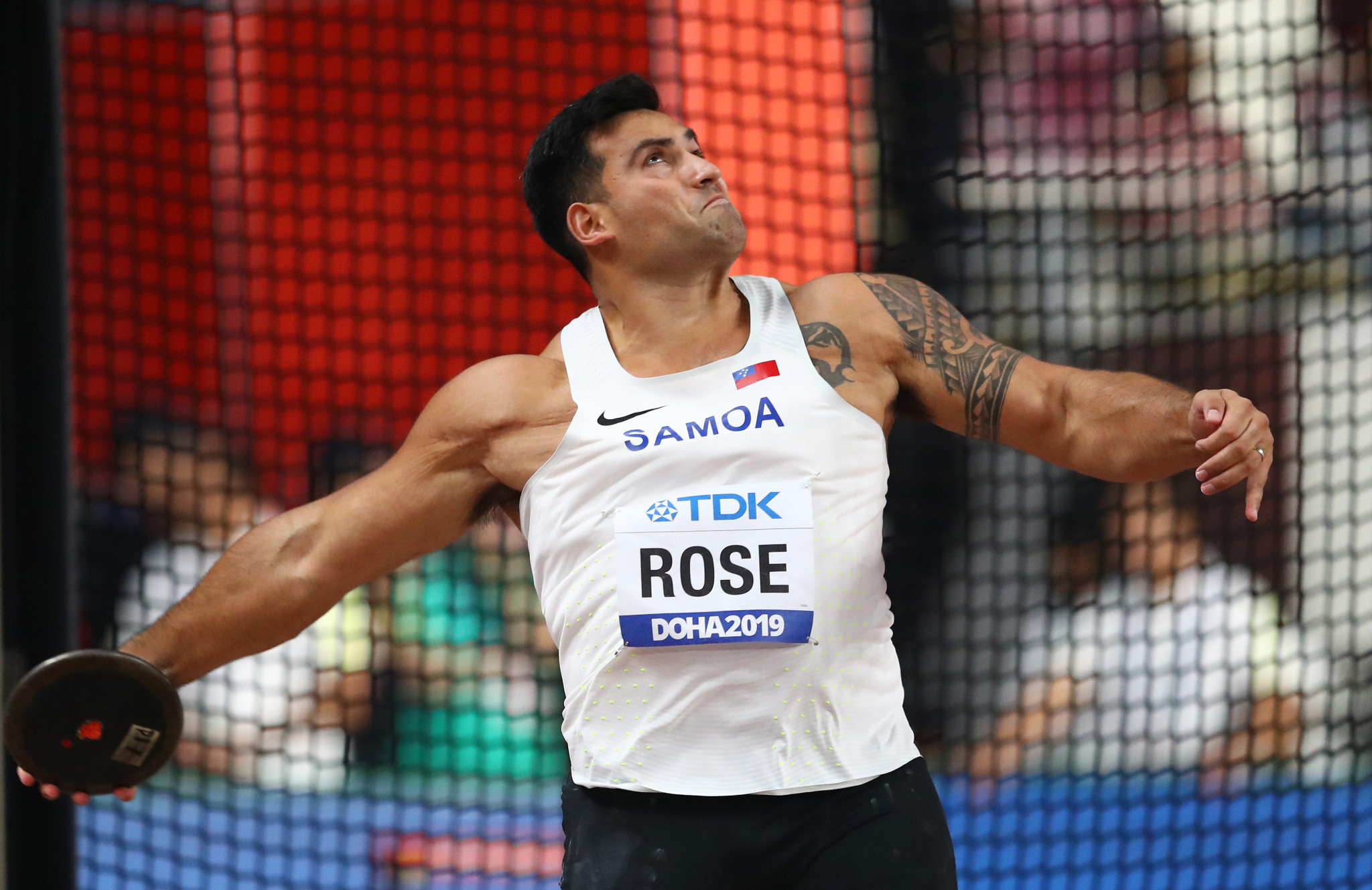 Alex Rose will be competing at his second Olympic Games ©Getty Images