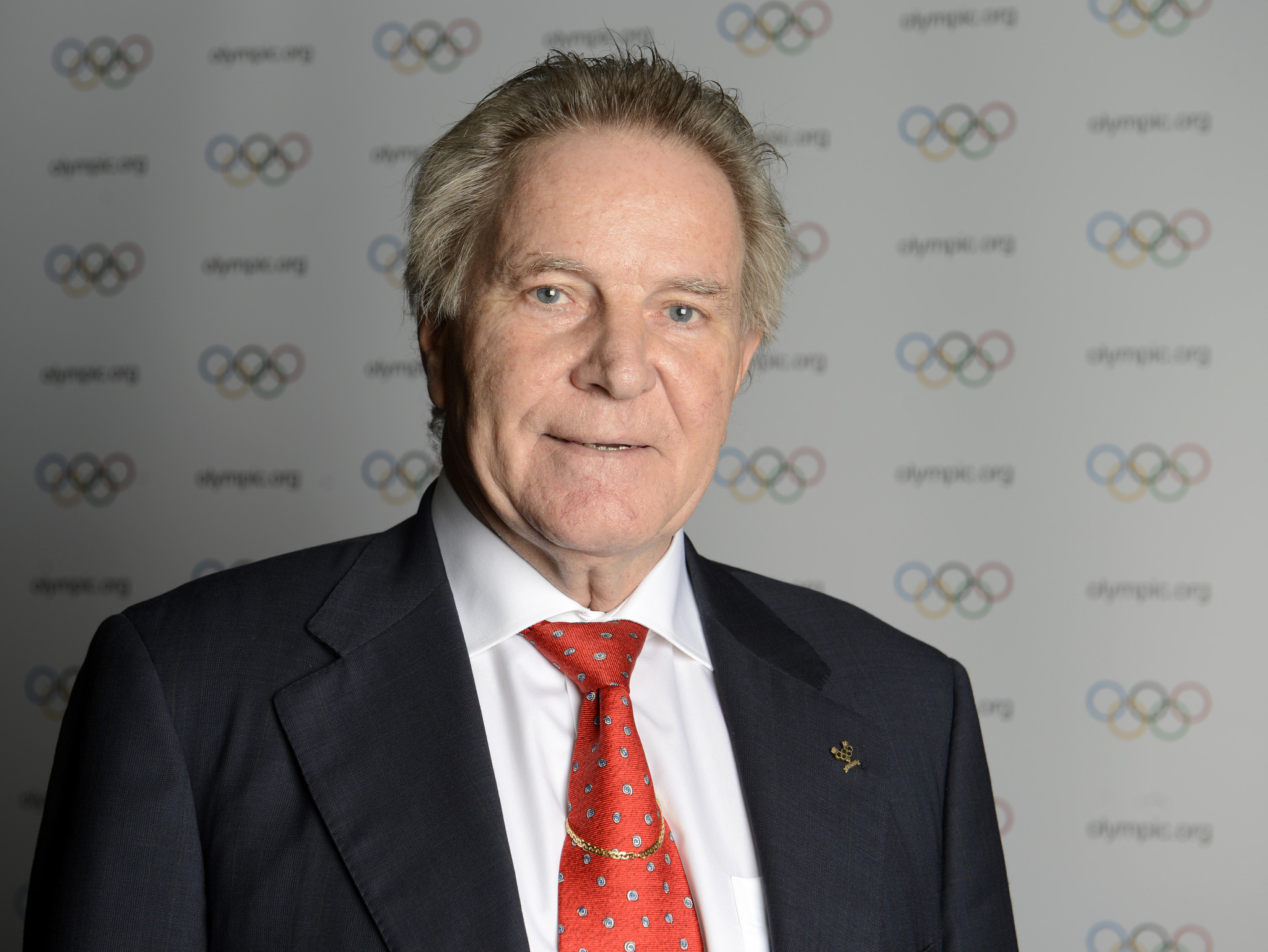 Switzerland's Denis Oswald is set to stand for another four-year term on the IOC Executive Board at the Session in Tokyo tomorrow ©IOC